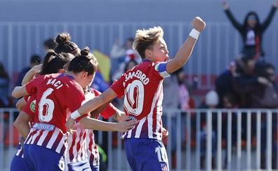El Atlético de Madrid y el Real Sociedad jugarán en Granada la final de la Copa de la Reina