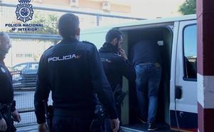 Detenido en Huércal de Almería un fugitivo por evadir impuestos en Rumanía