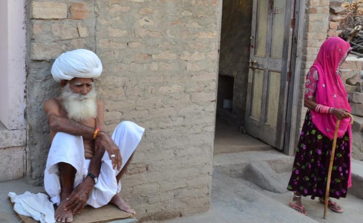 Las imágenes de 'Retratos de la India'
