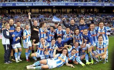 La Real se clasifica por primera vez para la final de la Copa de la Reina