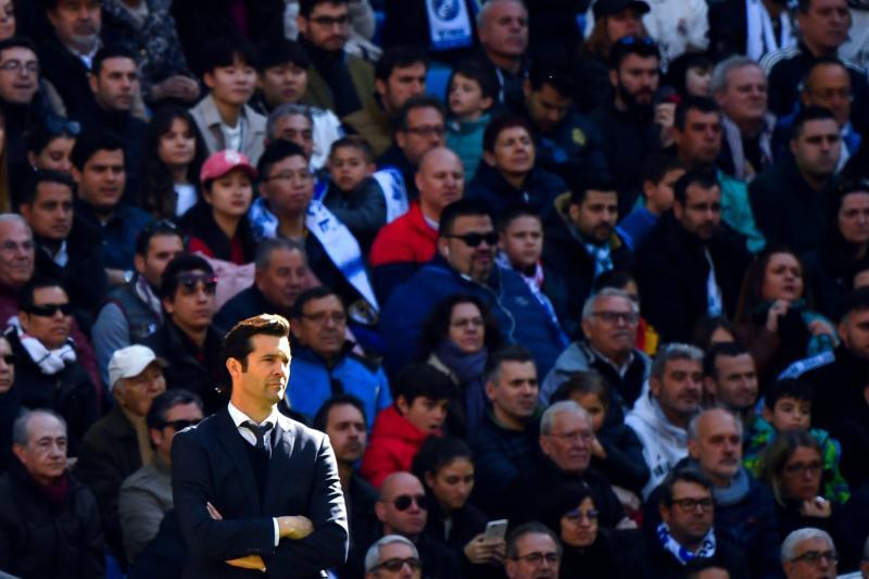 Solari: « Las tres competiciones siguen abiertas para nosotros»