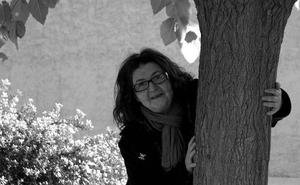 Recital de Katy Parra, en el ciclo de poesía de Malaletra en bar Alcazaba