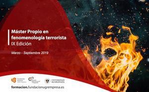 Abierto el plazo de inscripción para la IX Edición del Máster Propio en Fenomenología Terrorista