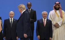Desequilibrio global