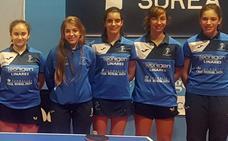 Yanira Sánchez consiguió el oro infantil en el Torneo Estatal de Valladolid