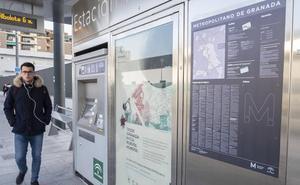 ¿Por qué han cambiado las máquinas y trenes del metro de Granada?
