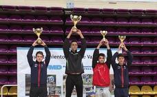 Cuatro títulos para los palistas granadinos en el Torneo Estatal 2019 de Valladolid