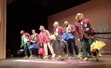 La final del Carnaval de Almería cuenta con 11 participantes