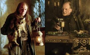 David Bradley, actor de 'Harry Potter' y 'Juego de Tronos', estará en el FicZone de Granada