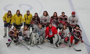 «Ser mujer en hockey es un orgullo»