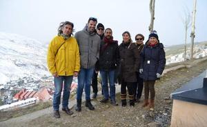 IU apuesta por una alternativa «más sostenible» para el Centro de Visitantes de la Hoya de la Mora