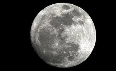 La brillantísima 'Superluna de nieve', visible desde esta tarde