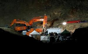 La Junta asumirá el coste de 700.000 euros del rescate de Julen