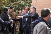 Granada despide a Melchor Sáiz-Pardo en su funeral