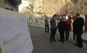 El Ayuntamiento de Martos apuesta por revitalizar y hacer más habitable el casco antiguo