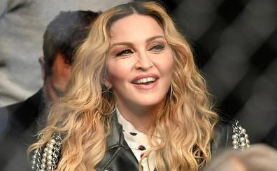 Madonna dice 'adeus' a Portugal
