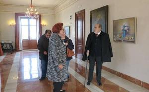 La obra de Gabriel Morcillo encuentra su lugar en el Palacio de Quintalegre
