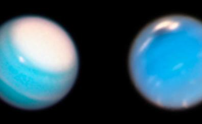 El misterioso origen de las tormentas oscuras que presenta Neptuno