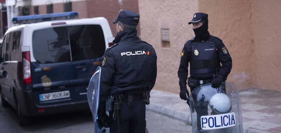 Desarticulada en Granada una red de explotación sexual de mujeres y tráfico de drogas