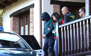 La Guardia Civil da por cerrada la investigación del crimen de Ardines tras el registro de la casa del principal sospechoso