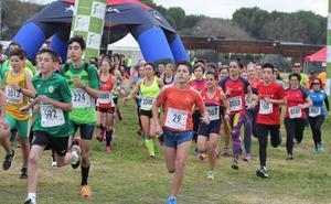 2.400 atletas se citan en el Campeonato de España de Campo a Través por equipos