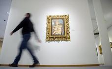 Visita a los indalianos y conferencia sobre Serrano Tamayo, en el Museo de Arte