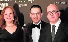 El bailenense Gonzalo Soriano Navío participó como finalista en la V Gala de Círculo Rojo