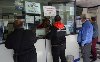El ganador de Albolote de los 2,7 millones de euros no ha cobrado aún su premio