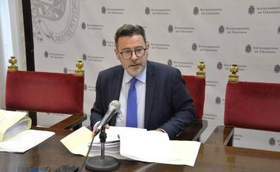 Oliver presenta sus segundos presupuestos para Granada en dos meses