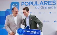 Pablo Casado presenta este sábado a Sebastián Pérez como candidato del PP a la alcaldía