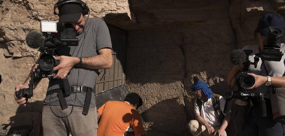 Los trabajos arqueológicos de la UJA, en National Geographic