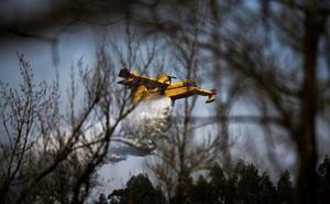 Detenido un jefe de Protección Civil en Cantabria por quemar el monte