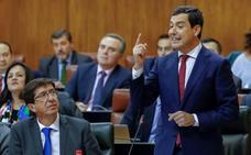 Moreno anuncia la ampliación de la tarifa plana de 50 euros para autónomos a 24 meses