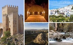 7 escapadas para el puente sin salir de Andalucía Oriental