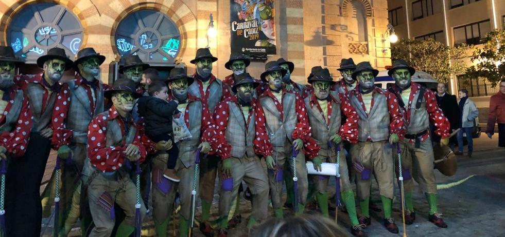 El Darymelia acoge mañana la semifinal del Concurso de Agrupaciones de Carnaval