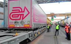 Port Rail Almanzora y Primafrío compiten en las primeras autopistas ferroviarias de España