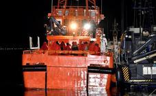 España y Marruecos se coordinan para ser «más eficientes» a la hora de realizar los rescates en el mar