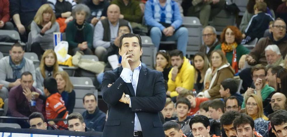 «Estamos sólidos ahora y creo que habrá opciones de ganar en Oviedo»