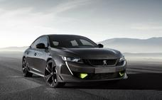 Concept 508 Peugeot Sport Engineered, rugido enchufable
