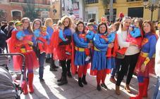 Los escolares inauguran la celebración del carnaval en Motril y Almuñécar