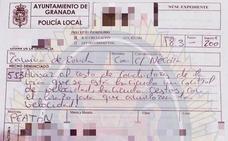 Esta es la multa en Granada si avisas de un control de velocidad