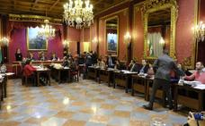 Los cortes de luz 'encienden' el pleno de Granada