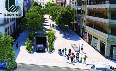 La reforma para peatonalizar la comercial Roldán y Marín se vuelve a aplazar, hasta después de verano