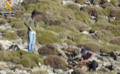 Sorprenden a tres cazadores sin autorización en Zafarraya