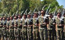 Defensa convoca 3.250 nuevas plazas de tropa y marinería