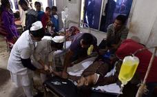 El alcohol adulterado causa 140 muertos y más de 300 personas hospitalizadas en India