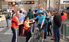 Granada reina en la Vuelta a Andalucía