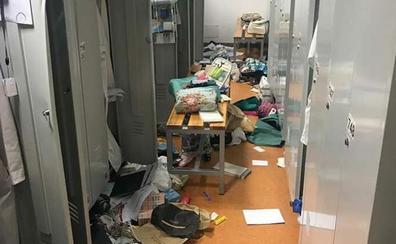 Roban de madrugada en más de un centenar de taquillas del hospital del PTS