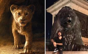 El granadino que dará vida a la nueva película de 'El Rey León'