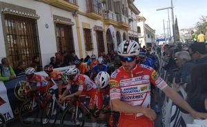 Armilla abraza el inicio de la etapa reina granadina de la Vuelta